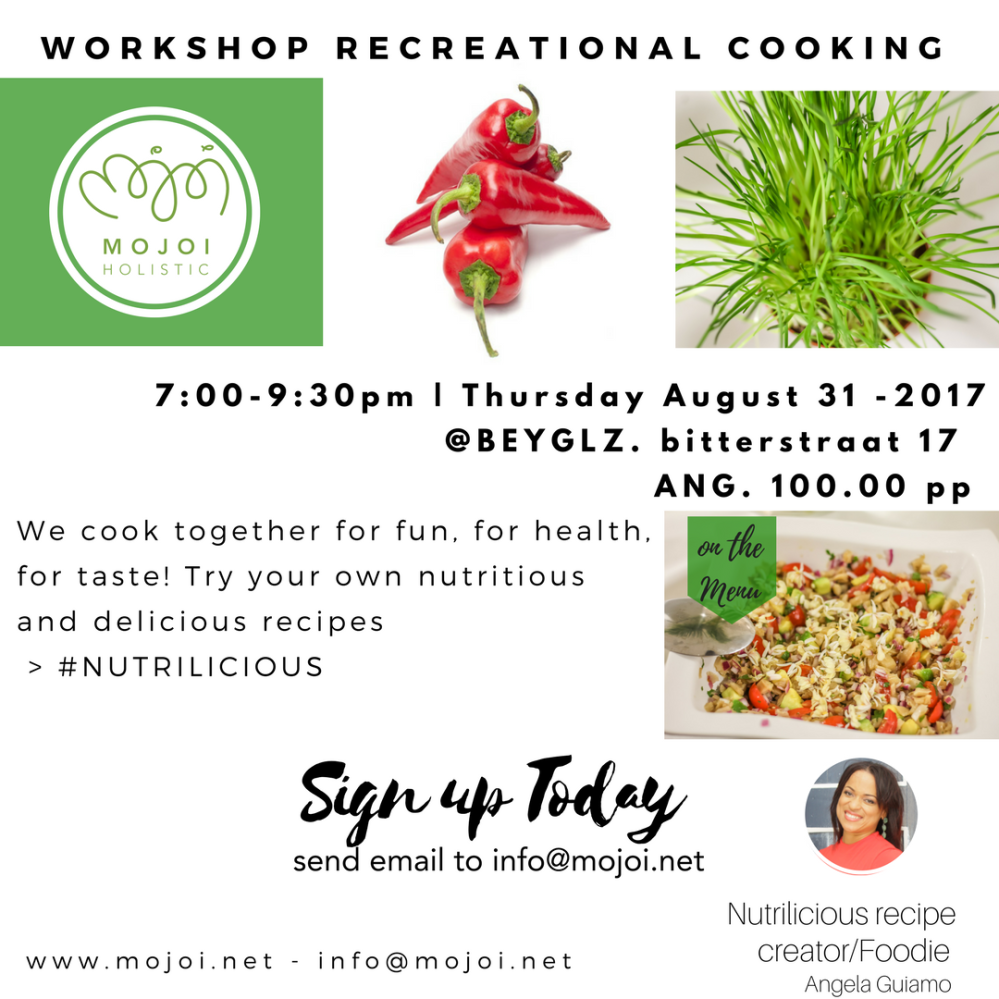 Flyer recreational cooking 31 AUG 2017 (1)