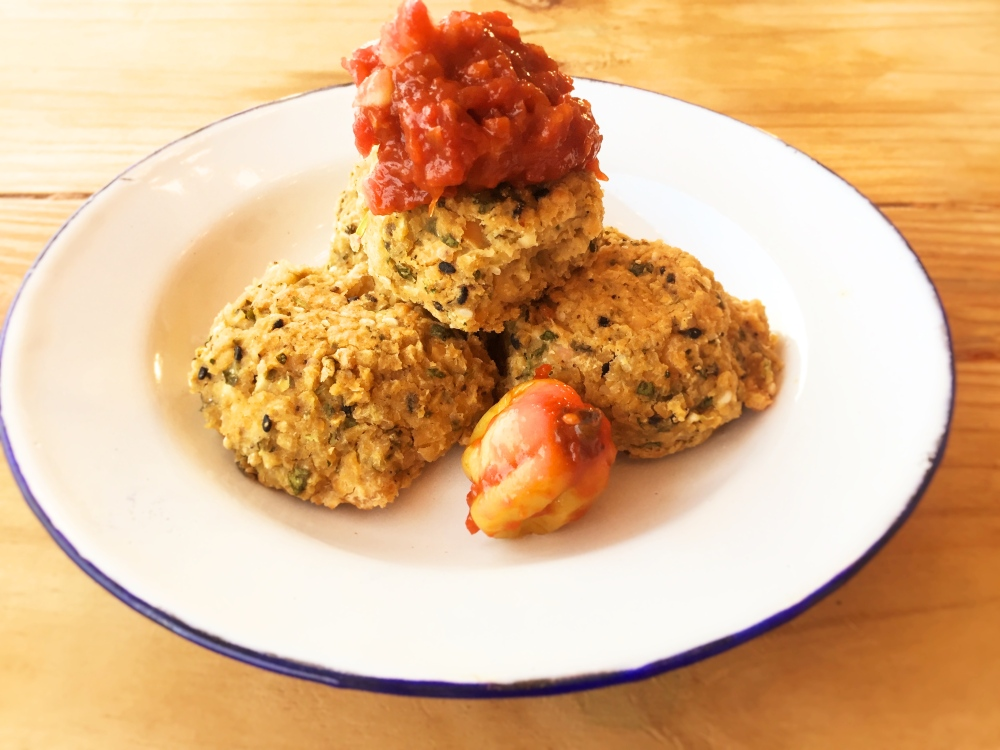 MH chickpea rounds homemade tomato sauce 1.jpg